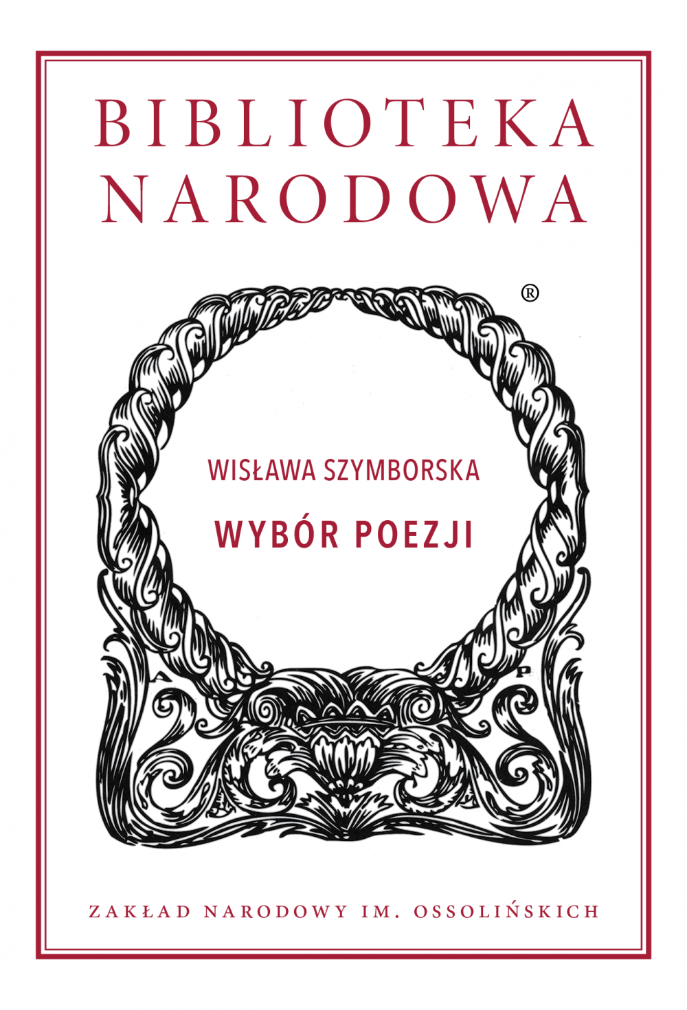 Wybór Poezji Biblioteka Narodowa Serie Wydawnicze